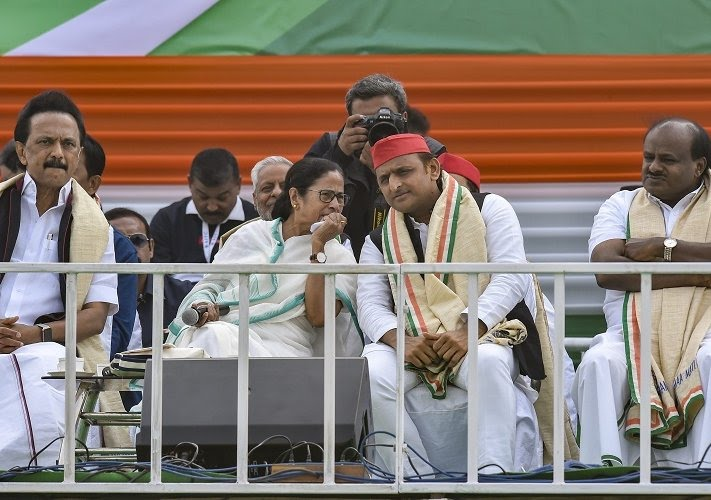 kolkata rally Mamata Banerjee Opposition